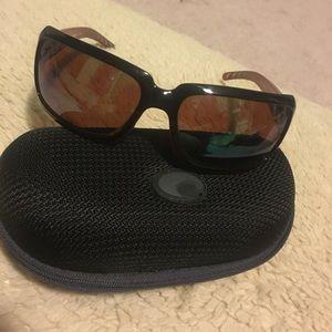 Accessories - Authentic Costa Del Mar Isabella sunglasses 😎