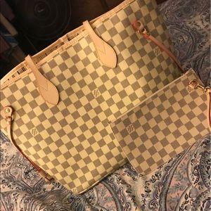 Handbags - Neverfull MM DE