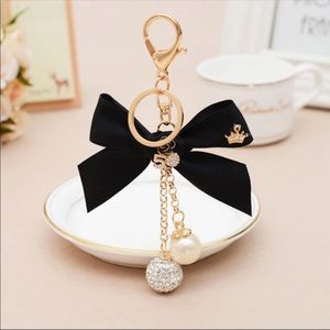 Accessories - Bowknot Keychain