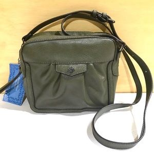 NWT Toledo Military Crossbody Simply Vera