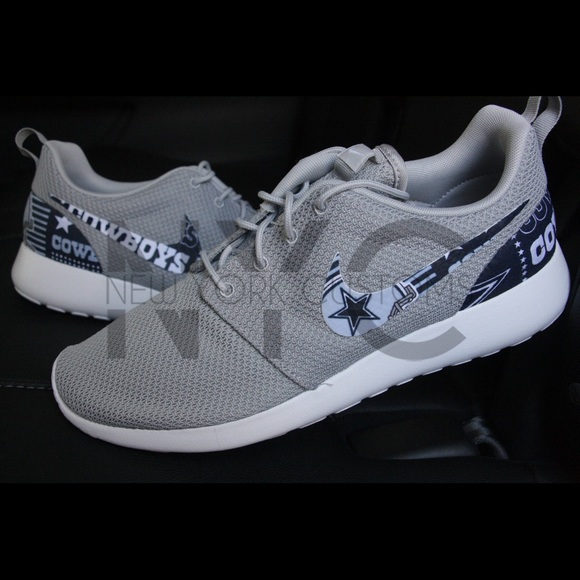 Discount get dallas cowboys custom nike air max shoes e3397 2ca23  free shipping