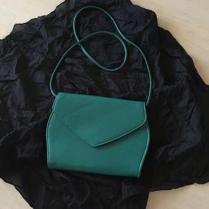 Handbags - Vintage Emerald Envelope bag.