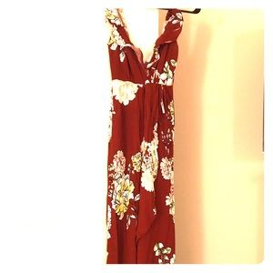 ASTR Nordstrom Floral summer dress