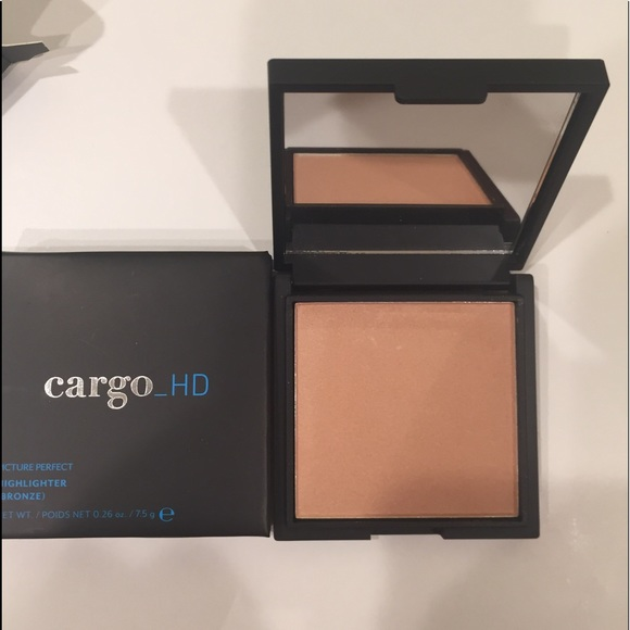 Cargo Makeup Hd Picture Perfect Highlighter In Bronze Poshmark