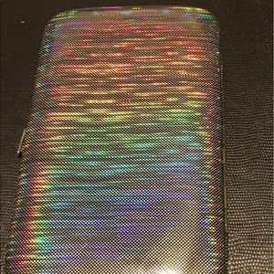 I5/SE phone case clasp and wallet. for sale
