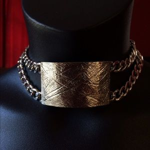 Jewelry - Textured Choker