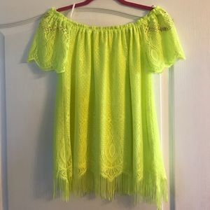 Mable lace top