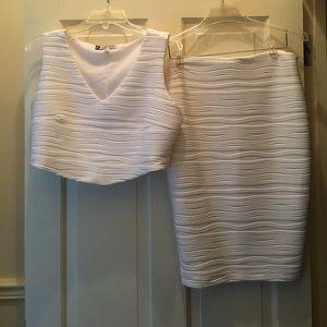 Jennifer Lopez skirt and top