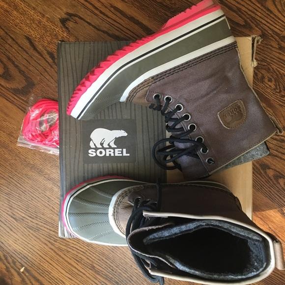 sorel shoes 1964 premium cvs color majorbluff sz 7 poshmark