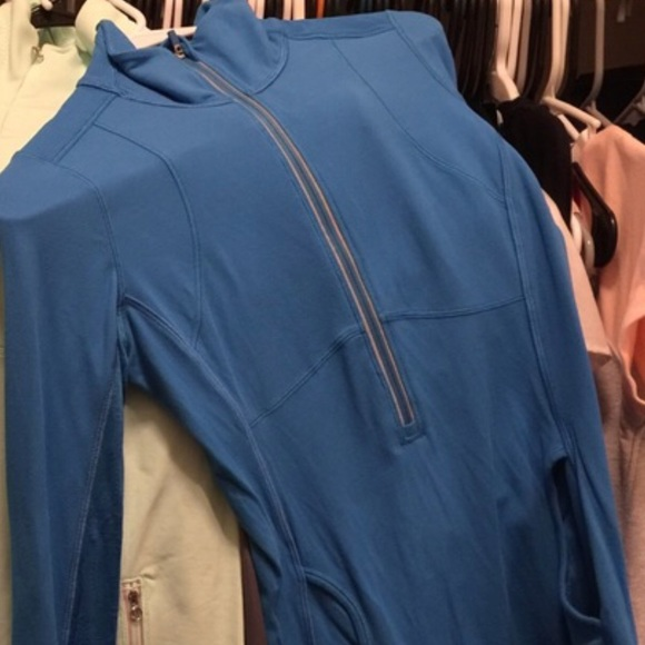 lululemon athletica Tops - Lululemon 1/4 Zip Running Jacket