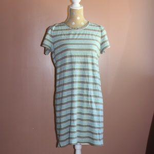Lou & Grey striped tshirt dress