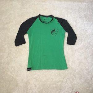 Alphalete women's 3/4 sleeve tee