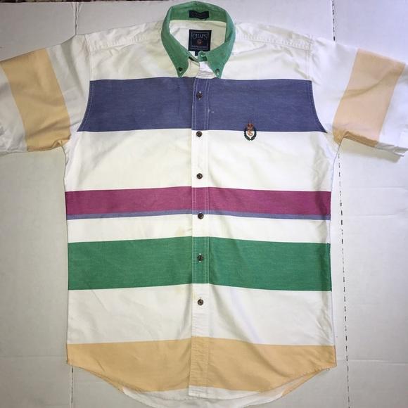 Vintage Chaps Polo