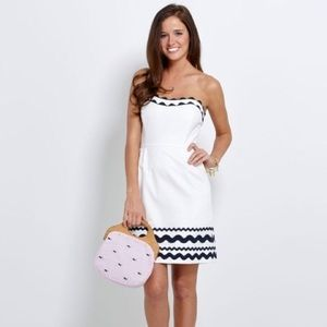 Vineyard Vines Ric Rac Sweetheart Dress / Sz 2