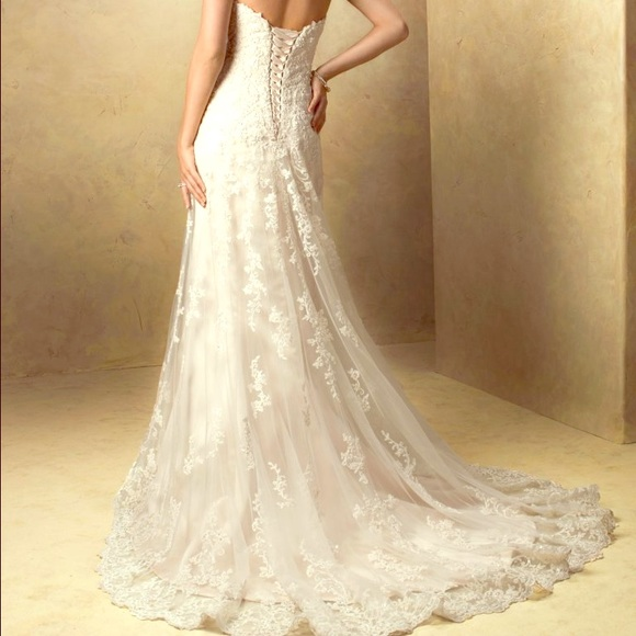 af11e7eae06 Maggie Sottero Emma Wedding dress