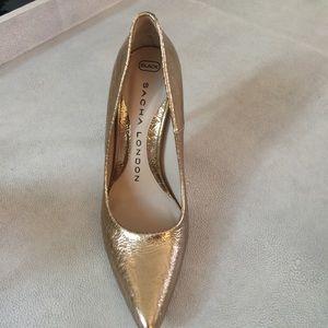 Sacha London gold heels size 39