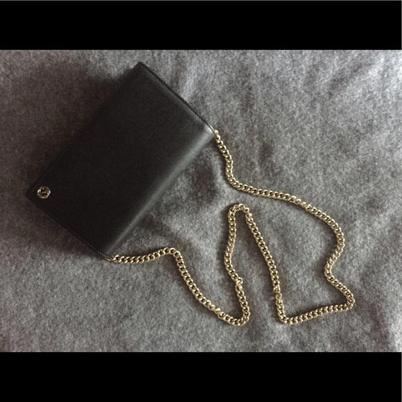 f301568501e Gucci Handbags - Gucci Betty Wallet On Chain Black Cross Body Bag