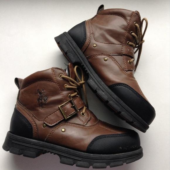 S ASSN POLO U boots 7 Ralph Lauren men's UMVpzS
