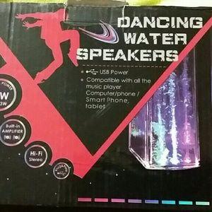 Other - Dancing speaker