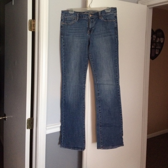 Old Navy Denim - Old navy sweetheart jeans