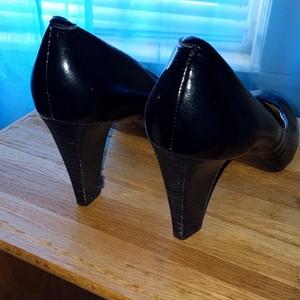 Coach Shoes - Coach Patent Leather Pumps