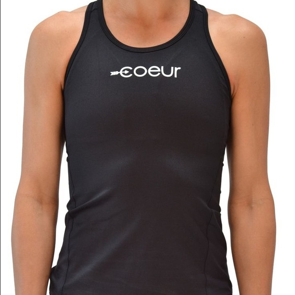 Coeur Sports Triathlon Tank BNWT