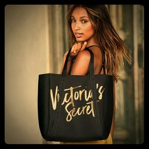 Victorias secret cooler travel tote bag Large
