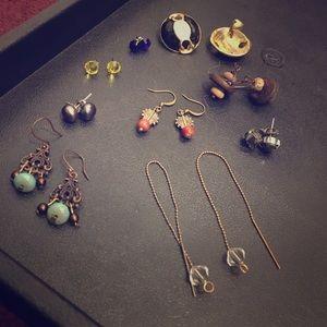 Jewelry - Earring Bundle🙏🏼🎉🌻💯🎈