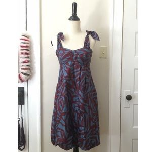 Authentic 100% Silk Marc Jacobs Dress SZ 4