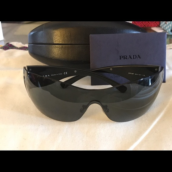 ea1cdd1a64f Authentic Prada Sunglasses  PRICE FIRM . M 596a597178b31c2a0602fb5d. Other  Accessories ...
