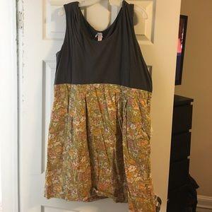 Dresses & Skirts - Vintage style tank dress