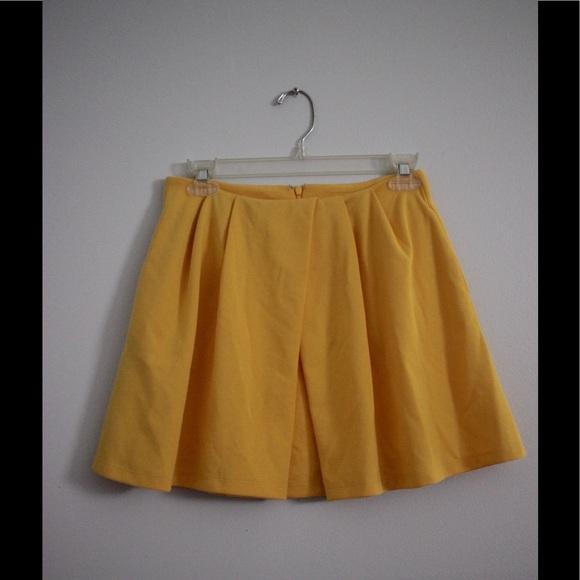 80 nordstrom dresses skirts bright mustard yellow
