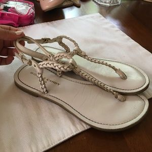 Shoes - White sandals