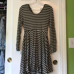 Long sleeve dress from Charlotte Russe