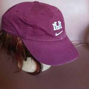 University of Montana adjustable cap