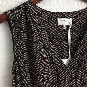 Hexagon Dress