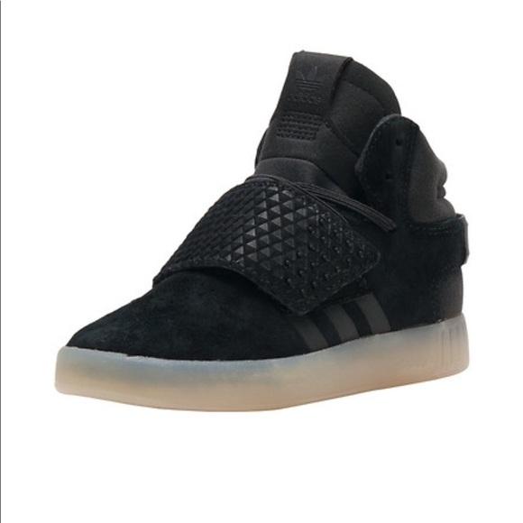 Cheap Adidas Tubular Shadow Knit Core Black Utility Black DTLR