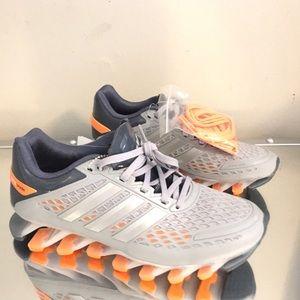 le adidas springblade rasoio m21920 sz 55 greyorange poshmark