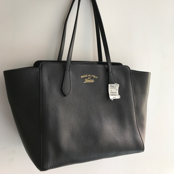 36ca8cac3ab1 Gucci Bags | Authentic Swing Tote Bag New With Tags | Poshmark