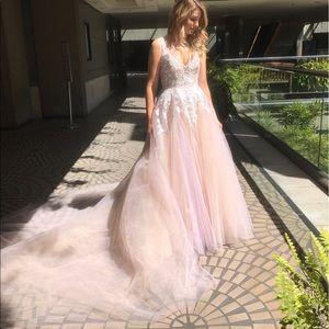 Hayley Paige Dresses Leah Gown Poshmark