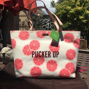 Kate Spade New York ♠️Pucker Up Purse