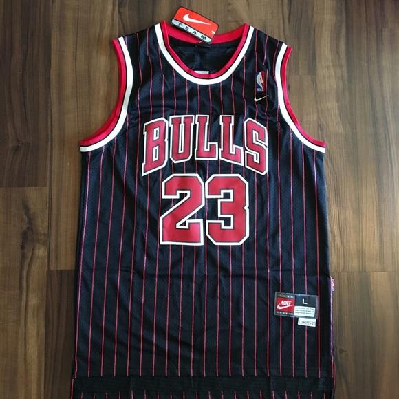 44a92e3cf04c Nike  23 Michael Jordan Chicago Bulls Jersey