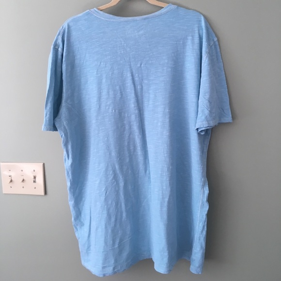 50 off sonoma other sonoma men 39 s xl tall short sleeve for Mens xl tall henley shirts