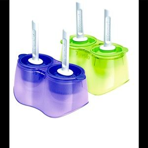 Tovolo Other - Tovolo Lollipop Pop Molds - Set of 4