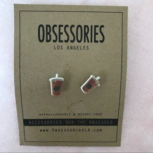 Jewelry - Starbucks airings by obsessories. LA