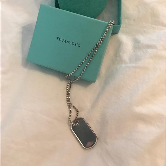 b6c99ffce Tiffany & Co. Jewelry | Tiffany Coin Edge Tag Pendant | Poshmark