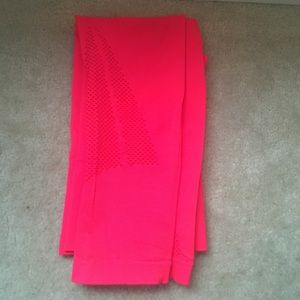 Pants - Hot pink workout legging