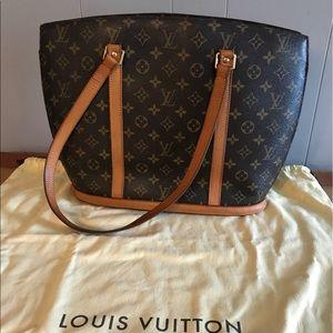 Louis Vuitton Babylone Tote