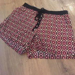 Pants - Kaleidoscope shorts