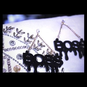 """Jewelry - Fashion earrings for the """"Boss"""" chick *Brand New**"""